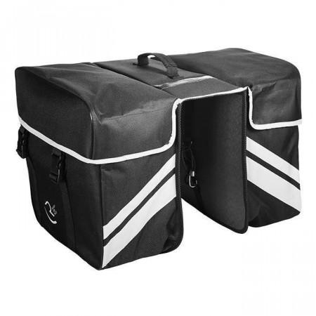 Coburi Cube RFR Carrier Bag Double Negru