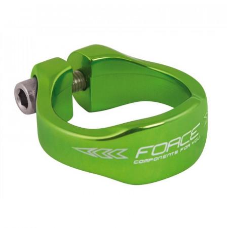 Colier Force 34.9mm Aluminiu Verde