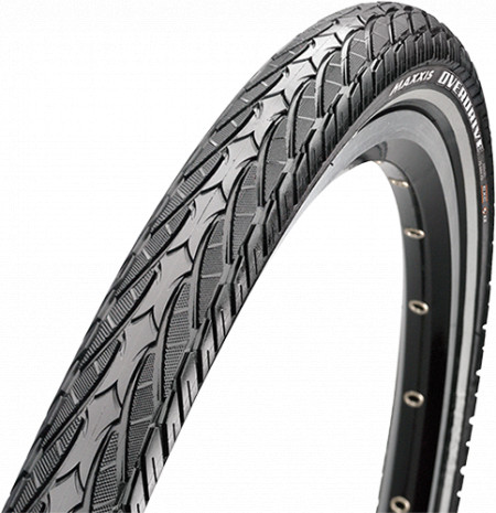 Anvelopa Maxxis Overdrive 26x1.75x2 60TPI 1-ply wire