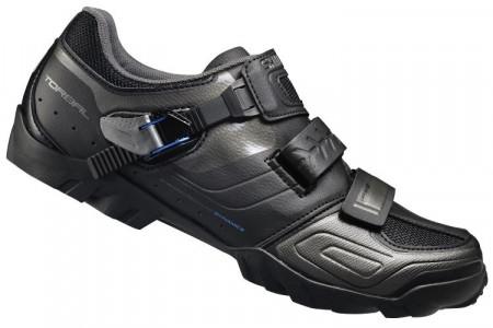 Pantofi MTB Trail Shimano SH-M089 Wide 42 Negru