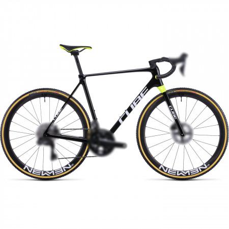 Bicicleta CUBE CROSS RACE C:68X TE Carbon Flashyellow