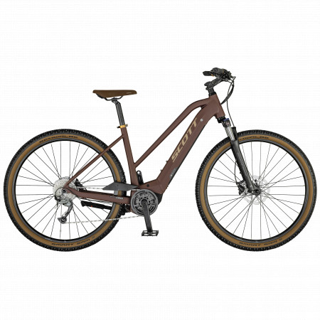Bicicleta SCOTT Sub Cross eRIDE 30 Lady