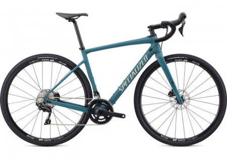 Bicicleta SPECIALIZED Diverge Sport Dusty Satin Dusty Turquoise/Taupe-White Mountains