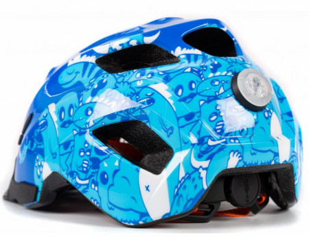 Casca CUBE COPII ANT Blue 4
