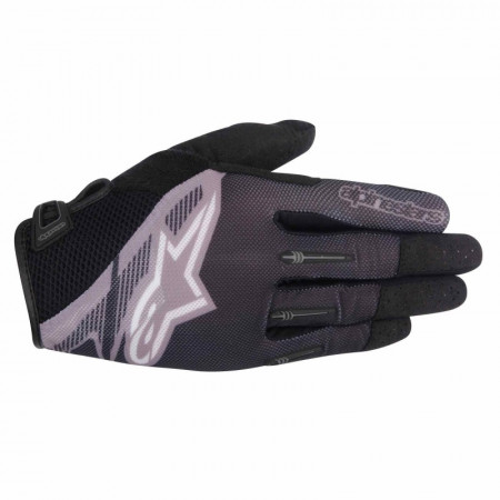 Manusi Alpinestars Flow Glove Black Steel Gray M