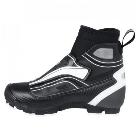 Pantofi Iarna Force Ice MTB Negru/Alb