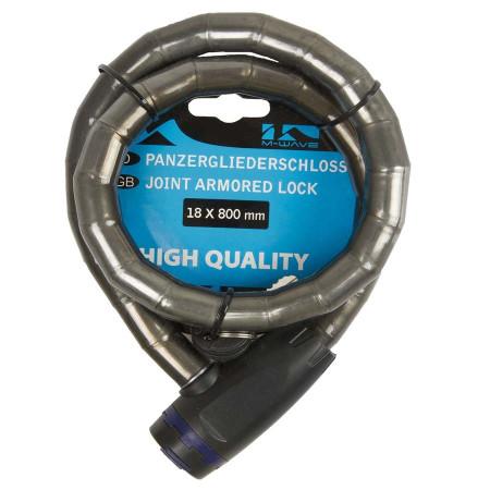 Antifurt M-Wave cheie HD18.8 18x800mm