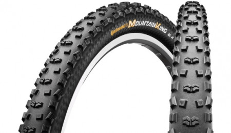 Anvelopa Continental Mountain King 2 Performance 26x2.40