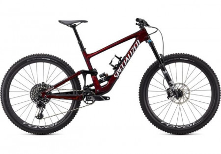 Bicicleta SPECIALIZED Enduro Expert 29 Gloss Red Tint/Dove Gray/Satin Black