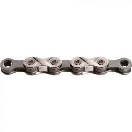 Lant KMC X8 silver/grey 8 vit 114zale