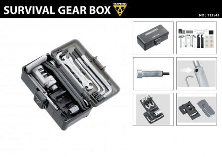 Set Scule Topeak Survival Gearbox 23 Functii