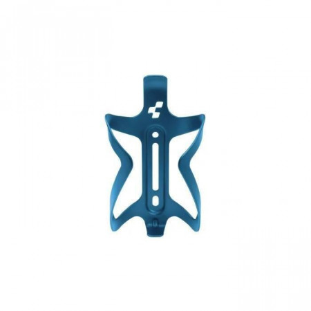 Suport Bidon CUBE HPA top cage blue anodized
