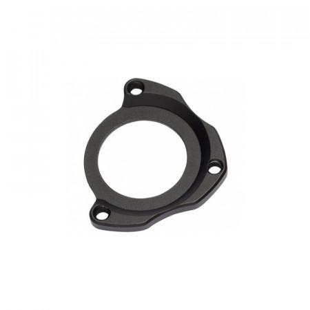 Adaptor Reverse ISCG pentru montare monobloc culoare negru