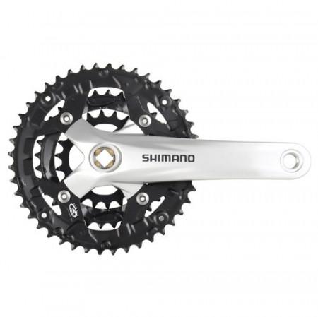 Angrenaj pedalier Shimano Acera FC-M391 9v Argintiu