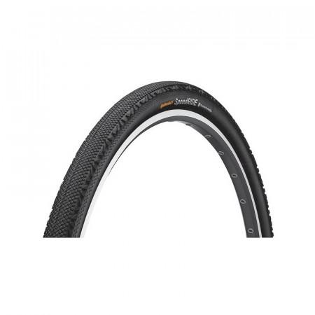 Anvelopa Continental SpeedRide Reflex Puncture-ProTection 42-622 (28x1.6) negru/negru