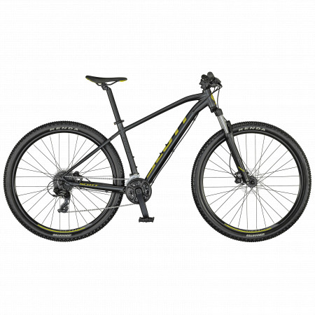 Bicicleta SCOTT Aspect 760 dark grey (KH)