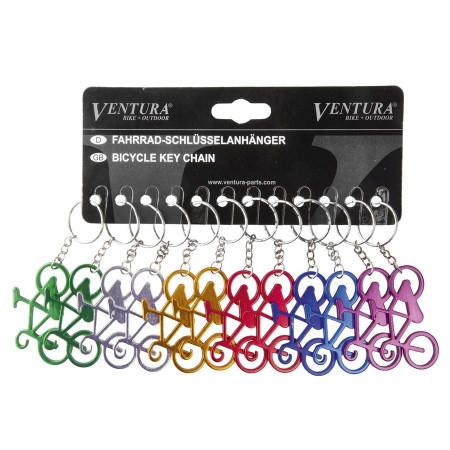Breloc Chei Ventura Tip Bicicleta Colorata