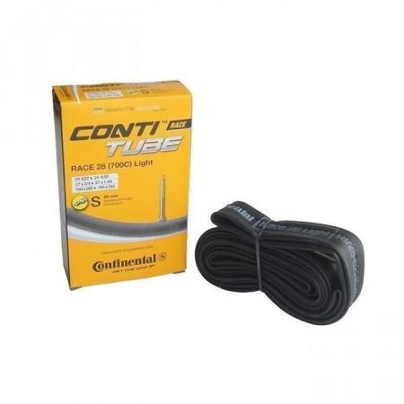 Camera bicicleta Continental Race 28 Light S60 18/25-622/630