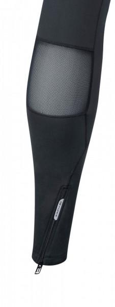 Pantaloni Force F58 cu bretele si bazon Negru-Gri