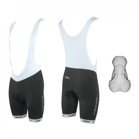Pantaloni Scurti Force cu Bazon si Bretele B38