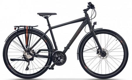 "Bicicleta CROSS Quest man trekking 28"""