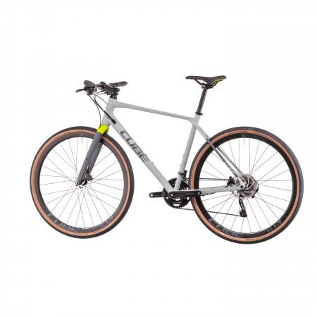 Bicicleta CUBE SL ROAD PRO TRAPEZE Lunar Green