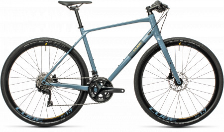 BICICLETA CUBE SL ROAD RACE Blue Orange