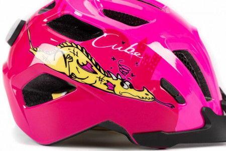 Casca CUBE COPII ANT Pink 1
