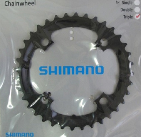 Foaie angrenaj Shimano Deore FC-M590 32T Neagra