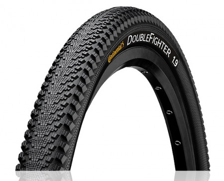 Anvelopa Continental Double Fighter Ill 27.5x2.00