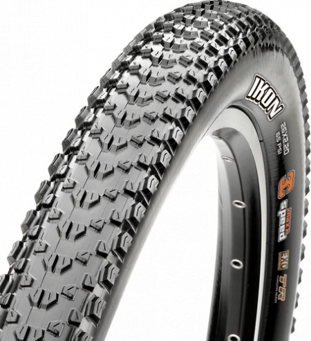 Anvelopa Maxxis Ikon 26x2.20 60TPI 2-ply wire