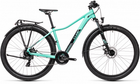 BICICLETA CUBE ACCESS WS ALLROAD Mint Black