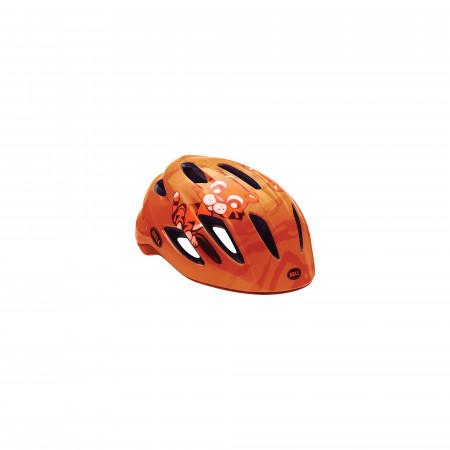 Casca BELL Zipper Orange Tiger