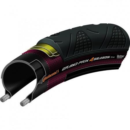 Cauciuc Continental Grand Prix 4 season pliabil 25-622