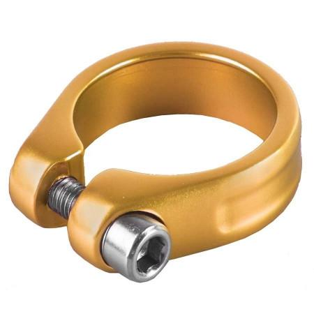 Colier Tija Sa M-Wave cu Imbus Gold/Orange Anodizat 31.8 mm