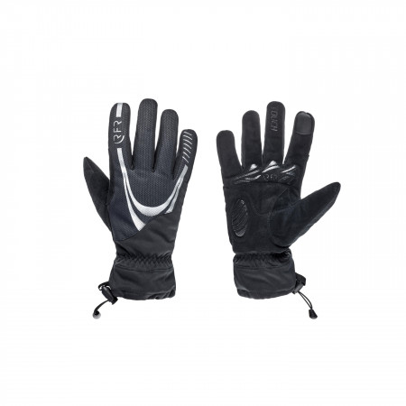 Manusi Cube RFR Comfort Winter Long Finger Black