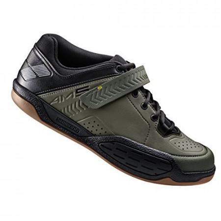 Pantofi Shimano Gravity SH-AM500ML Army Green