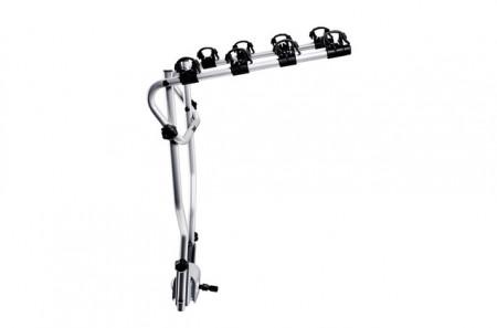 Suport Biciclete THULE Hangon 4 Biciclete Rabatabil pentru Carligul de Remorcare