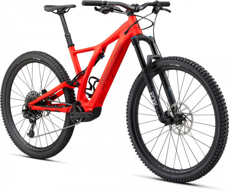 Bicicleta SPECIALIZED Turbo Levo SL Comp - Rocket Red-Black 1
