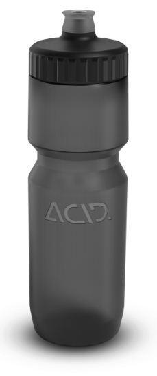 Bidon Acid FEATHER 0.75L negru