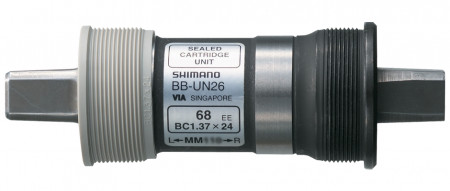 Butuc Pedalier Shimano BB-UN26 68-127.5mm