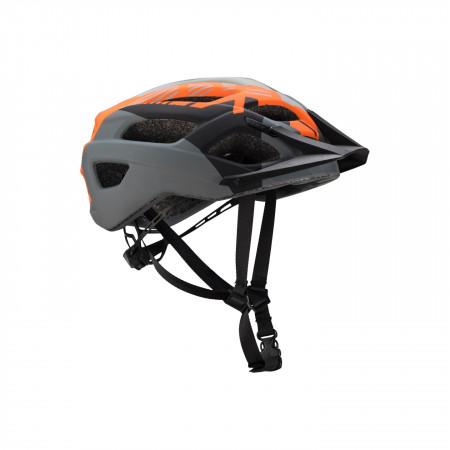 Casca CUBE PRO Black Orange L 58-62cm