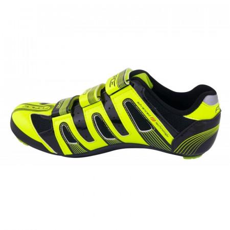 Pantofi Force Spike Road Negru/Fluo