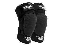 Protectii TSG Knee Guard Noise Dive Timo Negre