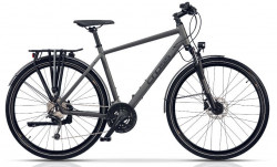 "Bicicleta CROSS Legend man trekking 28"""