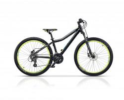 Bicicleta CROSS Rebel boy - 26'' junior - 33 cm