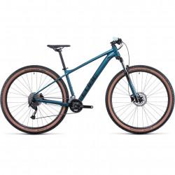 Bicicleta CUBE ACCESS WS PRO Metalpetrol Mint
