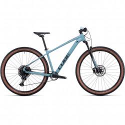 Bicicleta CUBE ACCESS WS SL Oldmint Black