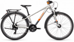 BICICLETA CUBE ACID 260 ALLROAD Grey Orange