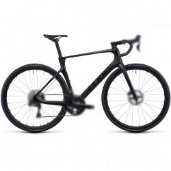 Bicicleta CUBE AGREE C:62 RACE Carbon Black